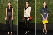 Best Dressed at the 2016 Chanel Tribeca Film Festival Dinner