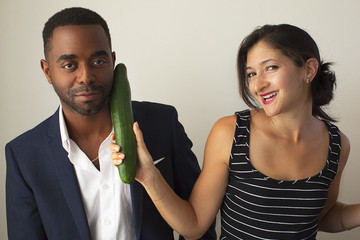 Recipes and Relationship Tips From Two 'Lusty Vegans'
