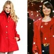 Martine McCutcheon's Red Coat in 'Love Actually'