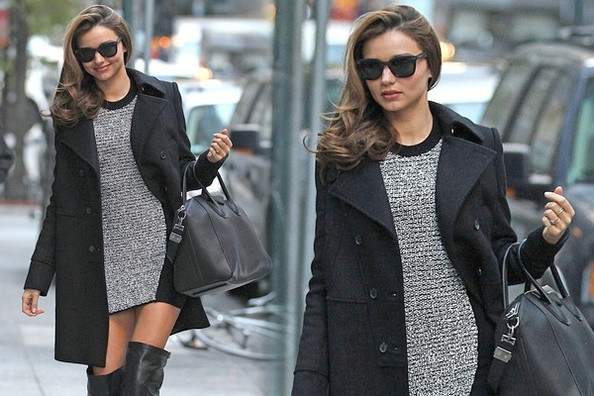 Obsessed: Miranda Kerr's Sexy City Outfit