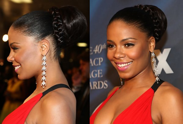 Black Hair Styles For Prom: Black Prom Hairstyles For 2010
