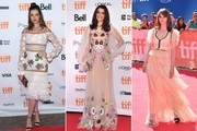 Best Dressed at the 2016 Toronto International Film Festival