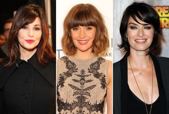 Hairstyles for Square Face Shapes - Finding the Best Hairstyle for ...
