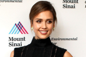Where to Buy Jessica Alba's (Under $50!) Earrings