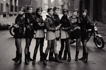 The 50 Models Who Changed the Fashion World