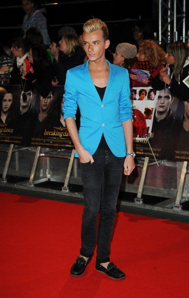 Harry Derbidge at the 'Twilight Saga: Breaking Dawn - Part 2' London Premiere