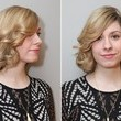 After: A Karlie Kloss-inspired Wavy Bob