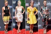 Best Dressed at the Young Hollywood Awards 2013