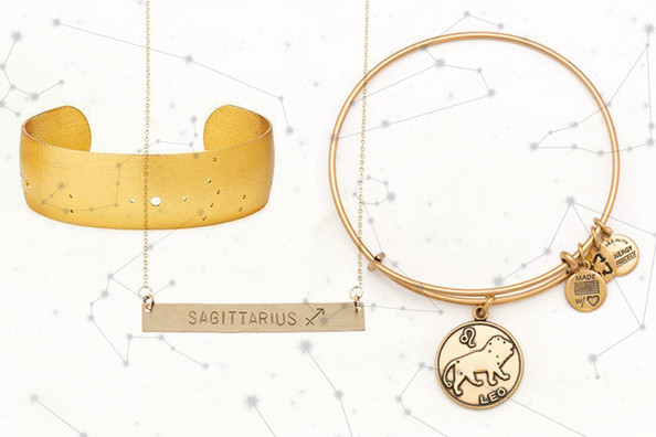 Astrology Jewelry for Every Zodiac Sign