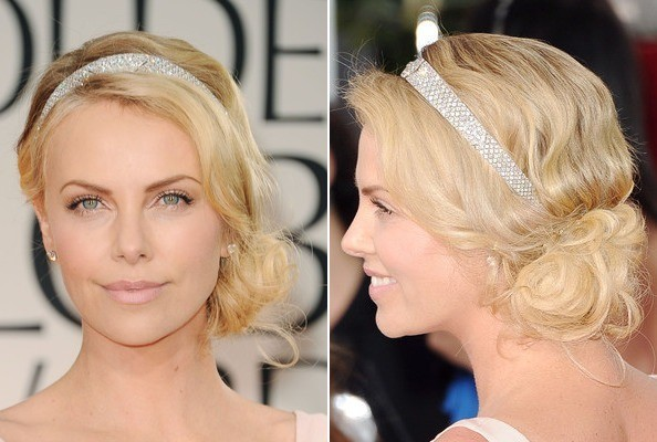 Charlize therons side swept marcel do it yourself how to get charlize therons side swept marcel solutioingenieria