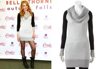 Found: Bella Thorne's Tunic Dress