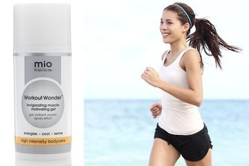 Beauty Product For The Fitness Obsessed: Mio's Workout Wonder Muscle Gel