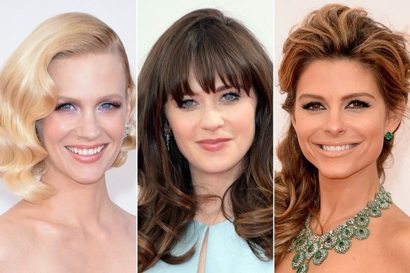 Best Beauty at the 2013 Emmy Awards