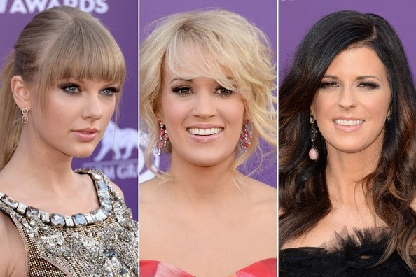 The Best Hair & Beauty Looks at the 2013 ACM Awards