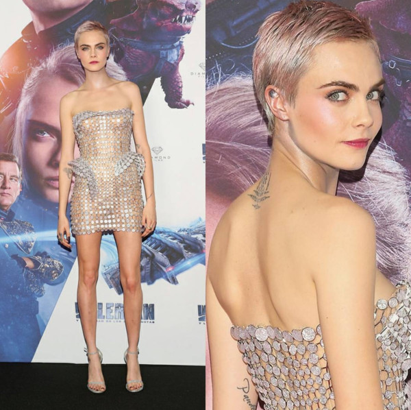 Look of the Day: August 3rd, Cara Delevingne