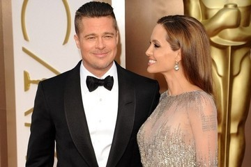 Stylish Celebrity Couples: Brad Pitt and Angelina Jolie
