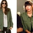 Hannah Simone's Utility Jacket on 'New Girl'