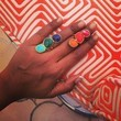 Mindy Kaling Loves Colorful Jewelry