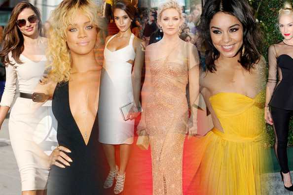 The 52 Best Looks of 2012 - By Popular Vote