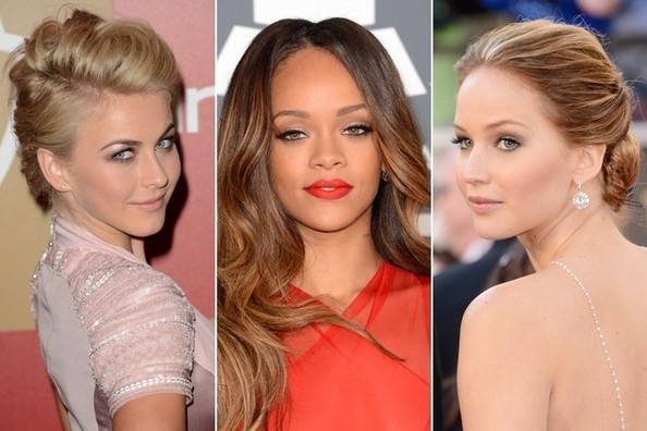 The Prettiest Celeb-Inspired Prom Hairstyles