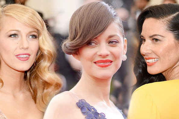 The Best Beauty Looks From The 2014 Met Gala