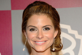 Maria Menounos' Gorgeous Glowing Complexion