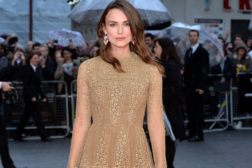 Keira Knightley's Dreamy Evening Gown