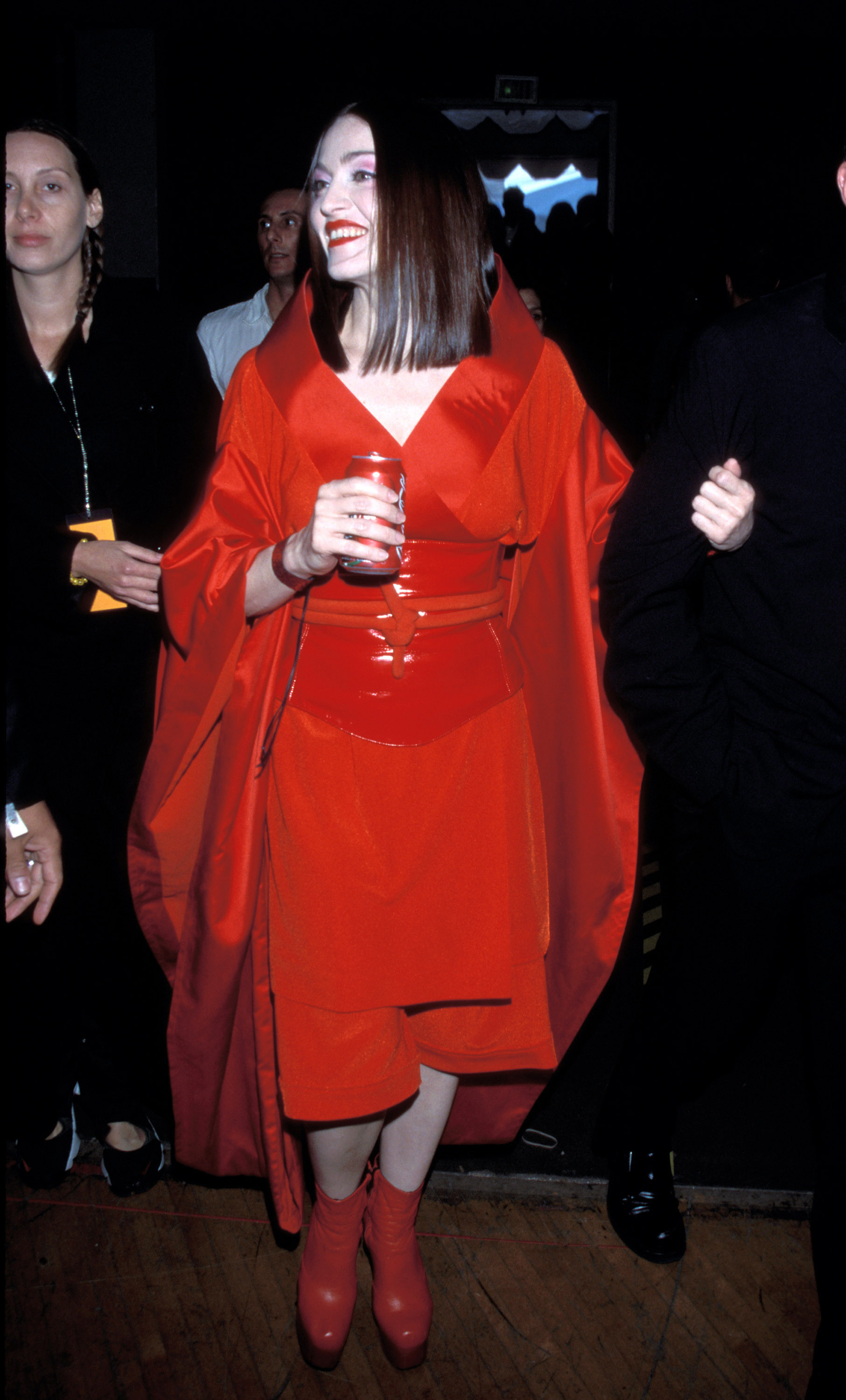 Madonna 1999 The Most Outrageous Grammy Awards Looks Of