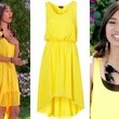 Jessica Sanchez's Yellow Summer Dress on 'American Idol'