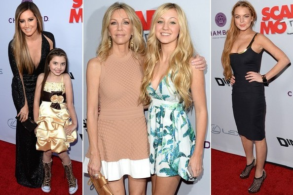 Best Dressed at the 'Scary Movie 5' Premiere in Hollywood