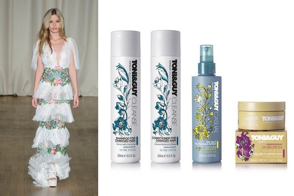 Toni&Guy Team Up With Marchesa
