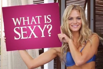 The Victoria's Secret Angels Tell Us What THEY Think is Sexy [VIDEO]