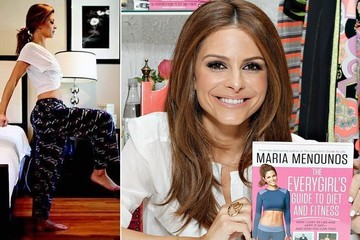 Workout To Try: Maria Menounos's Bedside Routine