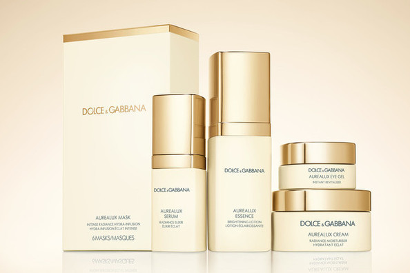 Dolce & Gabbana Enters the Luxury Skincare World