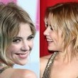 Ashley Benson's Beachy Updo