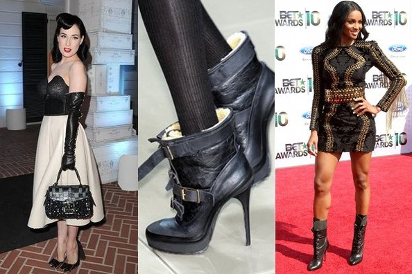 Hollywood's 'It' Shoes for Fall 2010