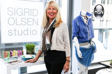 Sigrid Olsen Returns to Fashion with a Collection for HSN