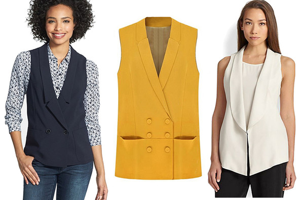Easy Outfit Upgrade: Throw On a Suit Vest