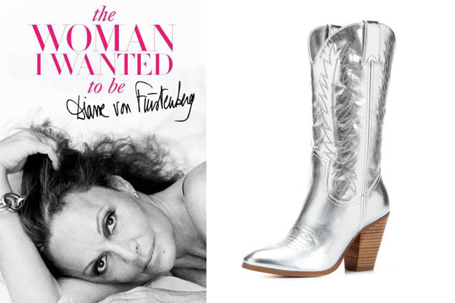 Bookclub: 'The Woman I Wanted to Be' by Diane Von Furstenberg