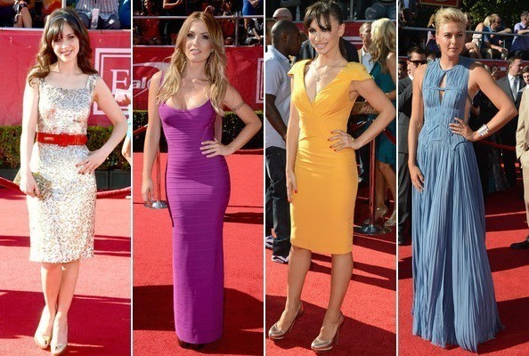 Best and Worst Dressed - The 2012 ESPY Awards