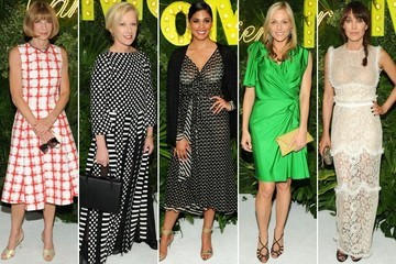 Best Dressed at the Museum of Modern Art Party in the Garden - Vote Here!
