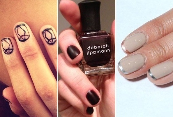 How To DIY the Best Fall 2013 Manicures