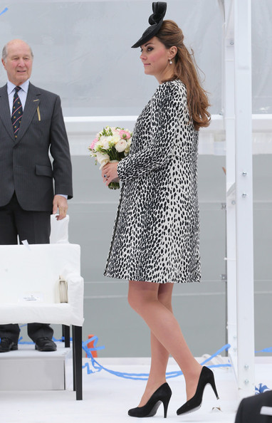 Kate Middleton's Dalmatian-Print Coat: All the Details!