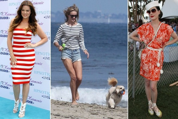 Nautical Notions: 20 Celebrity-Approved Outfit Ideas