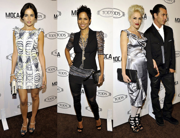 Best and Worst Dressed at the Celebration of Tod's Boutique