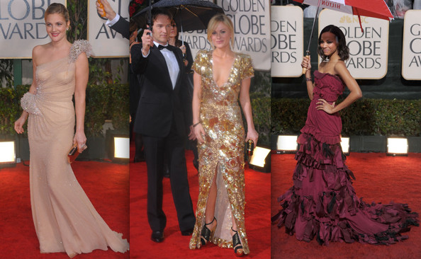 Best and Worst Dressed at the 2010 Golden Globe Awards