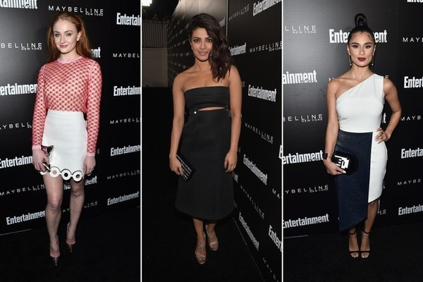 Best Dressed at the Entertainment Weekly SAG Celebration