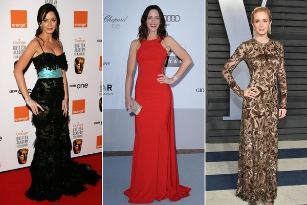 The Style Evolution of Emily Blunt