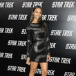 or THIS Emilio Pucci charmer at the 'Star Trek' premiere