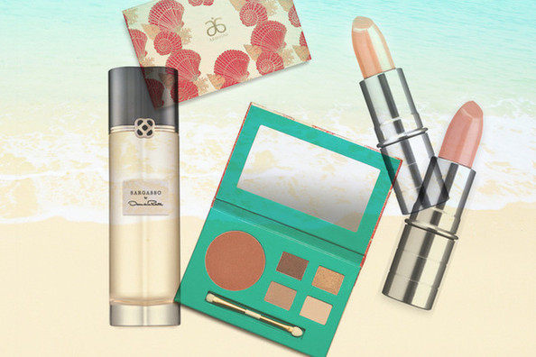 Vacation-Inspired Beauty Products